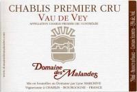 Vau de Vey Label