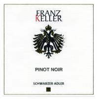New Franz Keller Pinot Noir Label