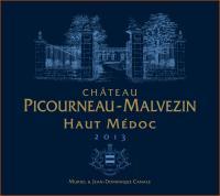 Château Picourneau-Malvezin Haut Medoc Label