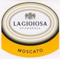 La Gioiosa Moscato Label