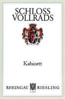 New Schloss Vollrads Kabinett Label
