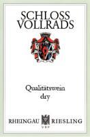 New Schloss Vollrads QbA Dry Label